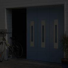 Portes de garage sectionnelle